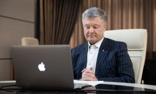 Порошенко назвал виновного в потере Крыма