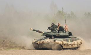 Украинские танки появились на американском полигоне в Аризоне