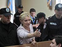 Сокамерница Тимошенко избавилась от вредной привычки.