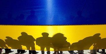 Сторонники евроинтеграции вновь пикетируют здание правительства в Киеве