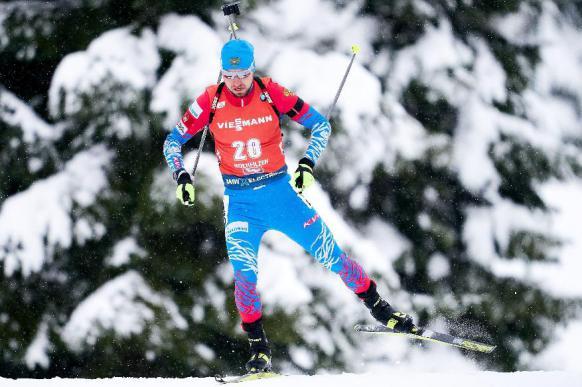 Биатлонист из Норвегии встал на защиту Александра Логинова