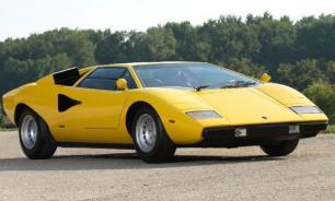 Роскошные спорткары из 70-х