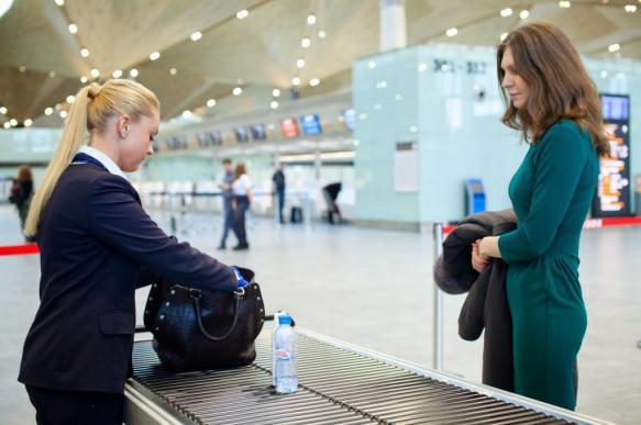 В России создают систему скрытой проверки пассажиров авиарейсов