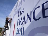 Во французском Довиле открывается саммит G8.