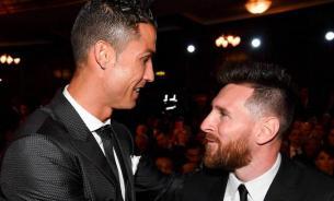 Великие футболисты в истории: Месси и Роналду