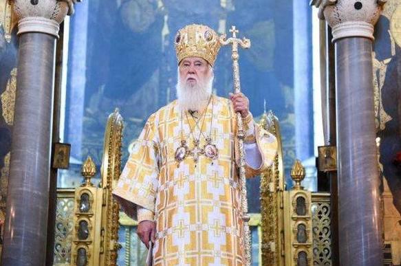 Филарет не исключил сосуществования на Украине трех православных Церквей