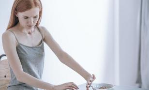 Расстройство пищевого поведения: анорексия