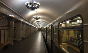 В московском метро мужчина напал на женщину без маски
