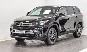 Toyota Highlander 2019: дорогой, но качественный внедорожник