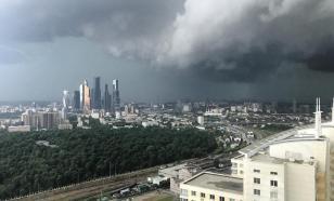"""Синоптики прогнозируют """"буйную"""" погоду в Москве на 20 июня"""