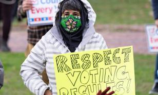 Трамп может получить иск от производителя машин для выборов