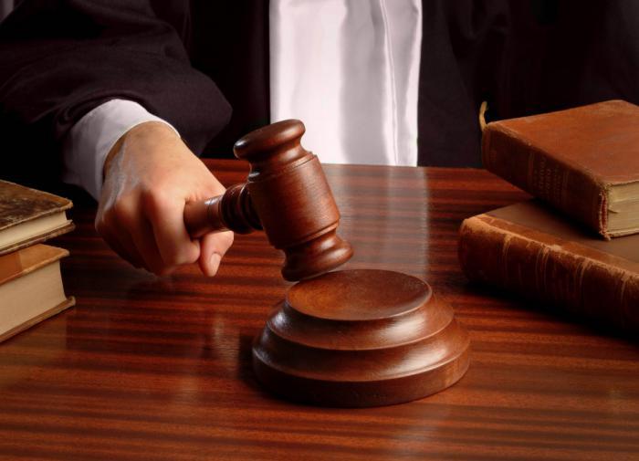 Женщина пыталась пронести в суд два турецких клинка