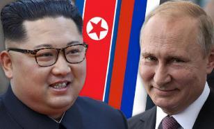 """Политолог: """"жестокий торг"""" КНДР и США Россия не остановит"""