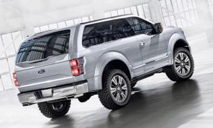 Готовится выход Ford Bronco в 2020 году