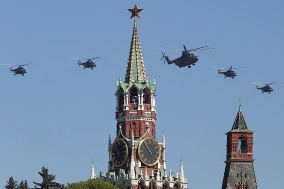 Большинство россиян считают День Победы главным праздником