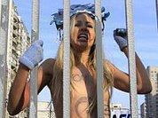 Московский СИЗО для FEMEN: хорошо, но мало