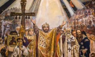 Крещение Руси: не вдруг, а постепенно