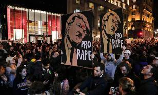 Американского актера задержали во время акции протеста против Трампа
