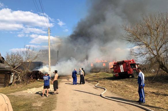 Президентский совет выступил против закона об изъятии земель за нарушение пожарной безопасности