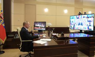 Путин проведет совещание по ситуации с коронавирусом в России