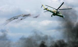 МИД Азербайджана: российский вертолёт был сбит случайно