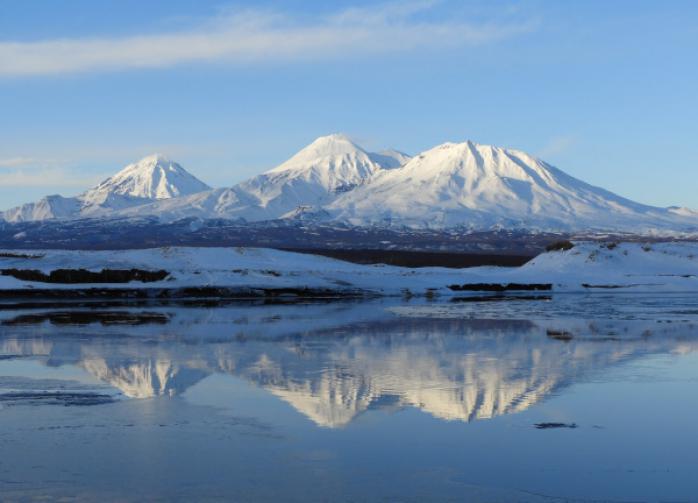 Летать опасно: вулкан Ключевской выбросил пепел на шесть километров