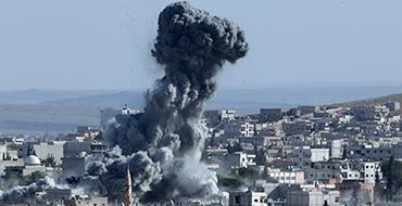 От авиаударов США с сентября 2014-го погибло более 100 гражданских