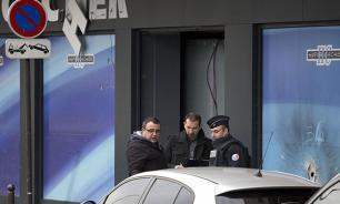 Полиция Франции нашла взрывчатку в доме под Парижем