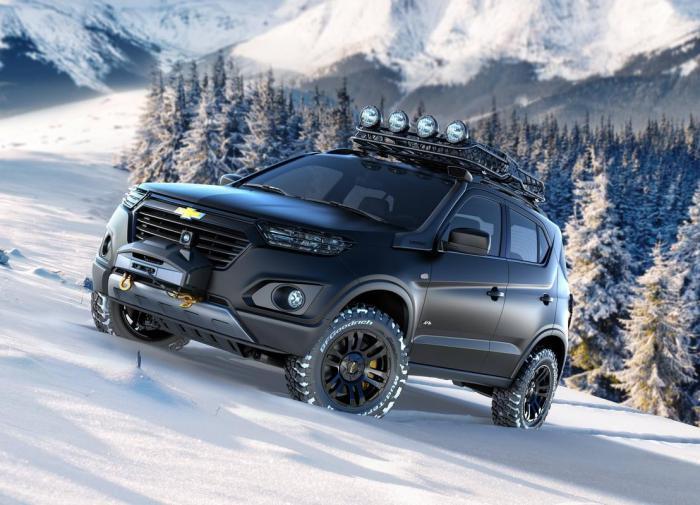 Что вы должны знать о Chevrolet Niva
