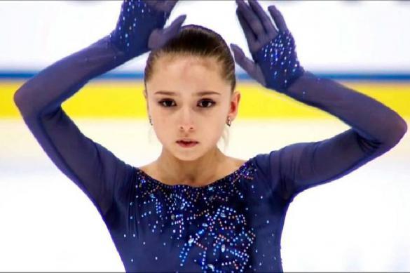Валиева побила рекорд юниорских ЧМ в короткой программе