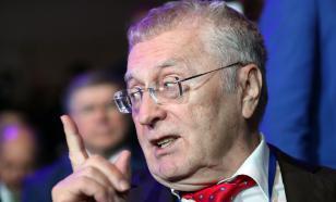 Жириновский: Байден 34 года ждал президентства. Я, кстати, тоже