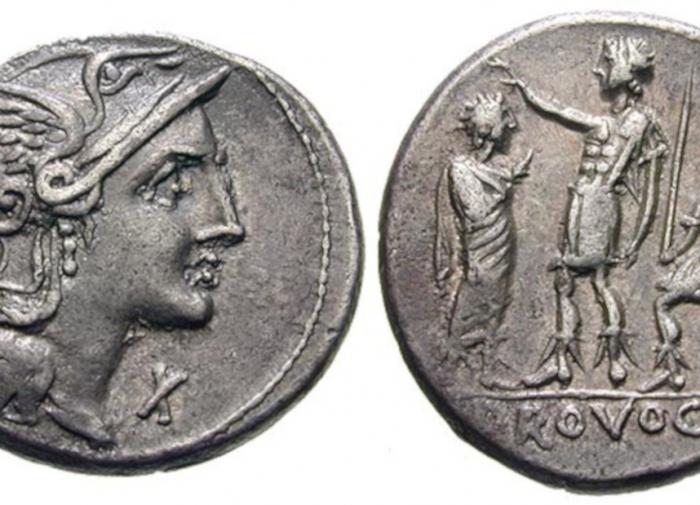 В Болгарии найден клад из древнеримских серебряных монет