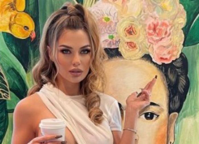 Виктория Боня согласилась наотношения сбывшим