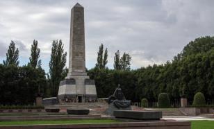Под Берлином почтили память советских воинов