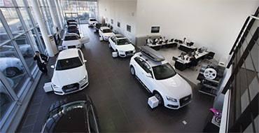 В России рухнули цены на подержанные автомобили