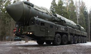 Ракетные войска России проводят учения по всей стране