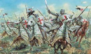 Средневековый спецназ - как уничтожили легендарный Орден тамплиеров