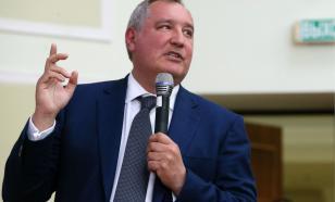"""Рогозин рассказал про """"некрасивую историю"""" с Минторгом США"""