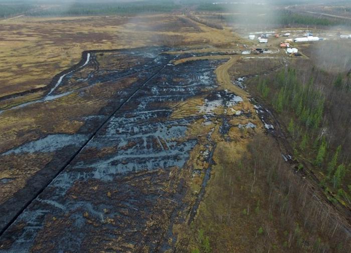 Обама призвал BP к ответу за утечку нефти