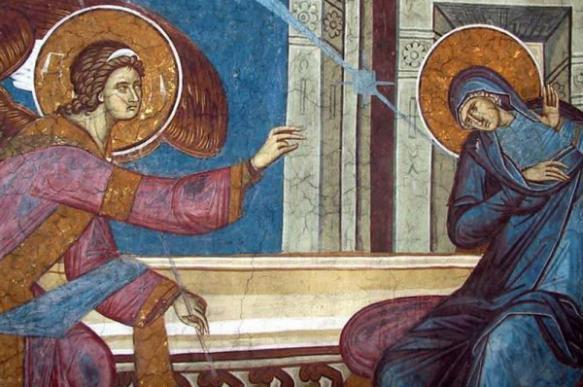 Ave, Maria! Благовещение Пресвятой Деве