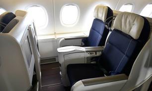 """СМИ: Airbus посадит пассажиров, """"как сельдей  в бочке"""""""