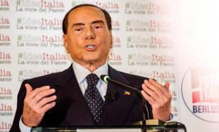 Берлускони отказался снимать санкции с России