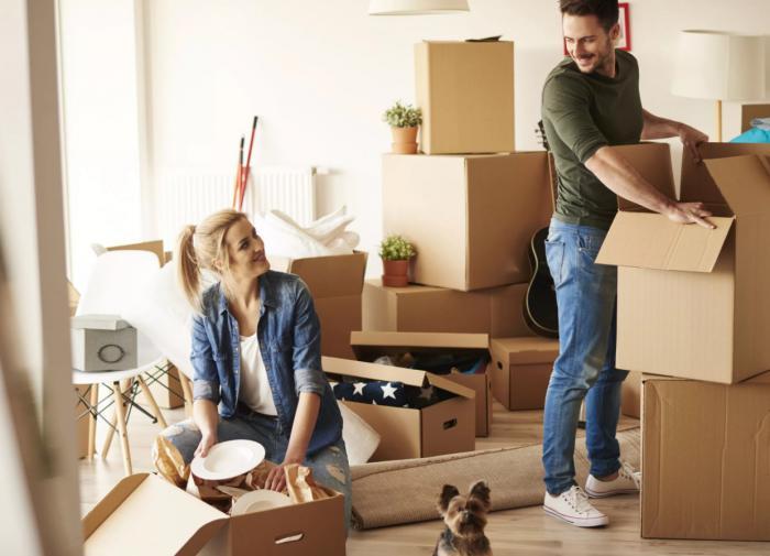 Как упростить переезд в новую квартиру