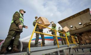 На Украину доставлена вторая партия медсредств из Китая