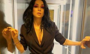 Актриса Настасья Самбурская переехала на съемную квартиру