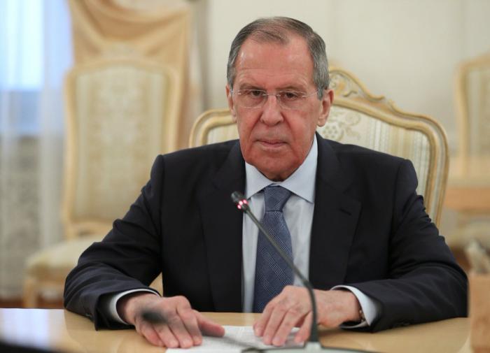 Лавров охарактеризовал западную дипломатию новым термином