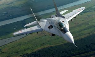 Самолёт ВВС Болгарии разбился в Чёрном море