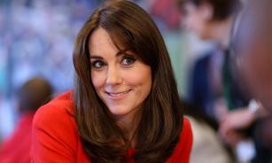 СМИ: Кейт Миддлтон беременна в третий раз