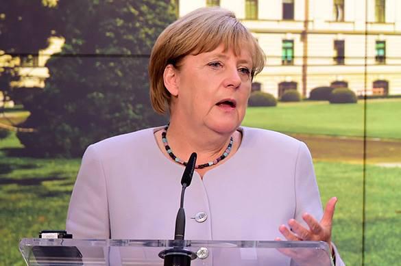 В Чехии за кортежем Ангелы Меркель гнался вооруженный мужчина