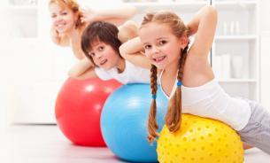 Как приучить ребенка к спорту